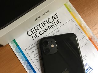 iPhone 11 64GB Black + Garanție 2 Ani