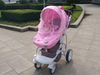 Продам очень модную,современную,красивую,практичную и лёгкую колясочку, 2 в 1.