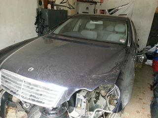 vind piese Mercedes c class 2003 am tot 1,8 compressor,automat