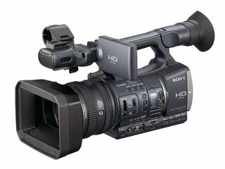 Sony HDR AX 2000 Handycam camcorder