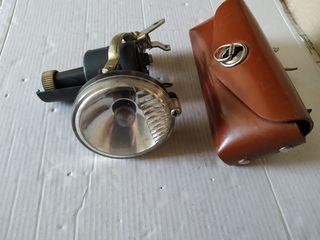 Сумка бардачок велосипедный СССР с ключами. Динамо и фонарь велосипедный .