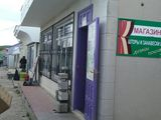 Срочно !!! Магазин в г.Бричень на территории рынка .