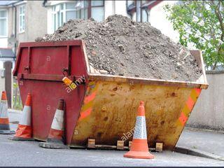 48 ore gunoi container мусор отходы бункер строймусор deseuri