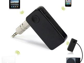 Модуль премник Bluetooth AUX! Из телефона прямиком в колонки вашего авто!