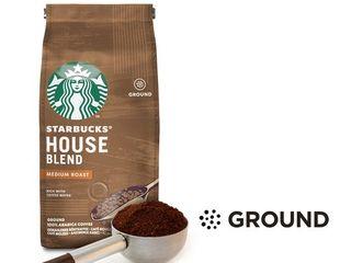 Starbucks Coffee Молотый / в Бобах