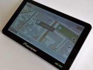 GPS pe Android,Wifi,BT petru TIR cu toată Europa Instalată!