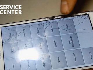 Samsung Galaxy J5 (J500) Стекло разбил, пришел, заменил!