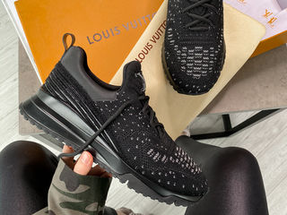 Louis Vuitton Full Knit Trainer Unisex