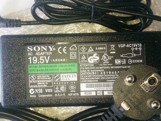 Зарядки новые Sony. С гарантией.