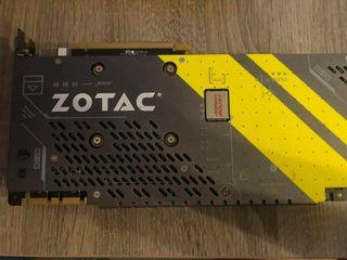 Zotac GTX 1070 AMP Extreme