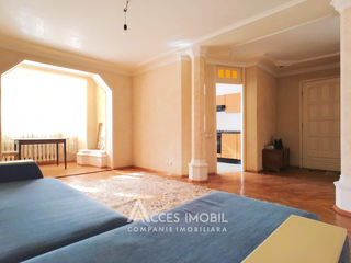 Chirie! Râșcani, str. Alecu Russo, 3 camere + living.