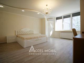 Chirie! Bloc nou! 3 camere + living, Centru! Design Exclusiv!