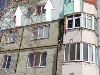 3-х комнатная  г. Тараклия ул. Мира,8  -  эт. 5-ый.