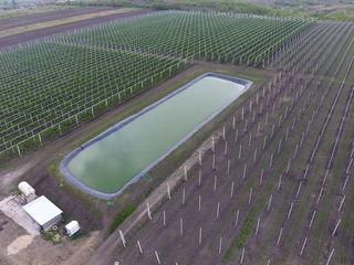 Rezervor de apa, sisteme de irigare