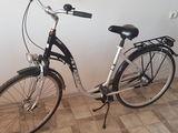 Супер комфортабельный немецкий, прогулочный велосипед