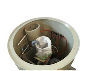 Ministatie de epurare Ecogeyser ultimate  6 persoane  nu necesita curatare