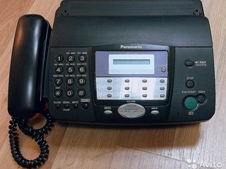 Факсимильный аппарат Panasonic KX-FT902UA в хорошем состоянии