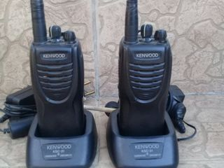 2 рации Kenwood KSC-31