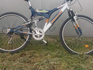 Bicicleta Crosswind / Велосипед
