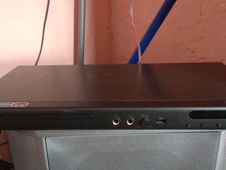 DVD Samsung USB, Karaoke, с пультом за символическую цену 200 лей