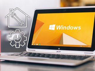 Установка windows, установка программ, установка антивируса, выезд на дом!