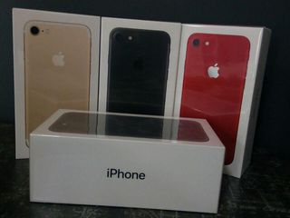 iPhone 7 - 32gb, 128gb, 256gb, credit avantajos