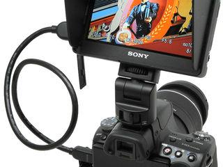 Sony CLM-V55 - Monitor LCD de 5