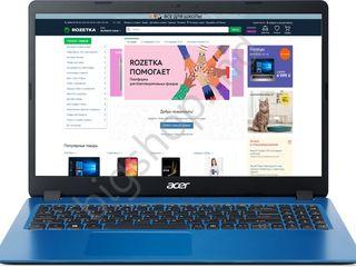Laptop acer aspire a315-54 indigo blue (nx.heveu.02b)