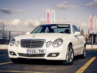 Mercedes E Class - elegant, confortabil si ieftin