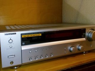 Receiver 5.1 Kenwood, Panasonic с FM-radio, AUX