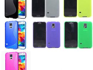 Samsung G900 Galaxy S5 - чехол, защитная плёнка