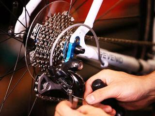Ремонт велосипедов, Запчасти Riscanofca