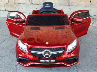 Mercedes-Benz GLECOUPE, poze reale, nou, model unic si superb...