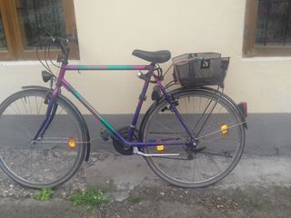 Bicicleta - urgent!