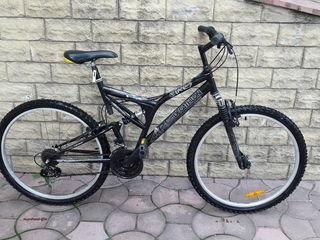 Bicicleta Rockrider din Franta.
