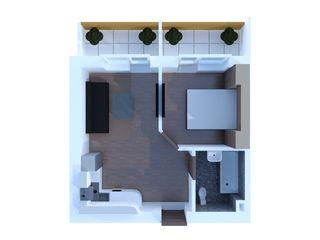 Urgent!!! apartament cu 1 odaie/ 38m2/ durlesti/ buiucani