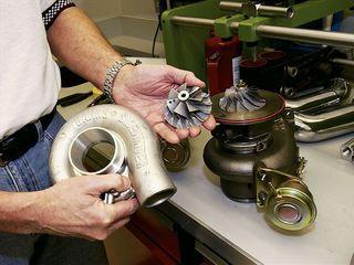 Качественно ремонт вашей турбины 120-160e