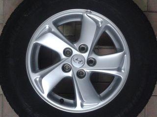 5x114,3. Оригинальные легкосплавные колеса Hyundai 215 70 R16. Mitsubishi,Hyundai, Mazda, Honda..