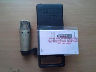 Для студии микрофон