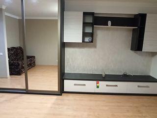 Stauceni.Bloc nou.apartament 1 camera 47,6m/ et3/mobilat+tehnica.