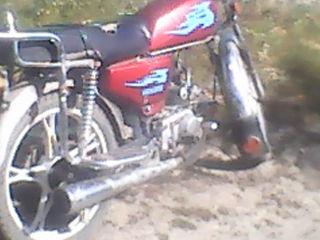 Viper Alpha 110cc