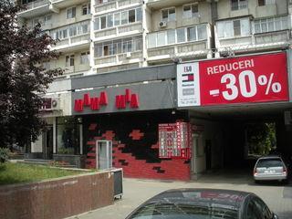 Arenda chirie Centru bd. Stefan cel Mare 6  magazin, restaurant, офис,330 кв.м. 3000 euro