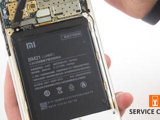 Xiaomi Redmi Note 3  Не держит батарея, заменим без потерей!