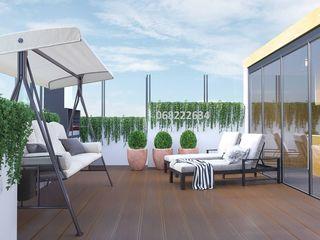Apartament cu terasa in Centru