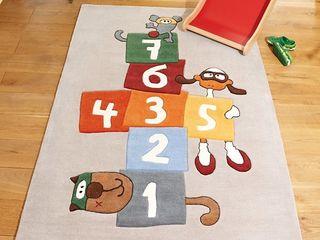Новые ковры для детской комнаты из Германии!!