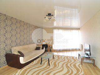 Apartament cu 3 camere, reparație euro, Centru, 450 € !