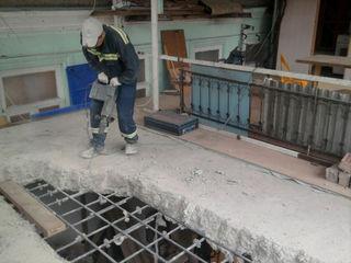 резка бетона и демонтаж