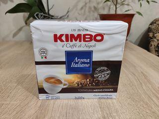 Cafea Kimbo, Lavazza, Segafredo