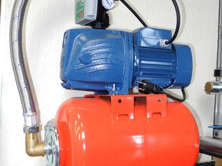 Hidrofore pentru alimentarea autonomă a apei - hidrofoare și stații de pompare a apei