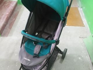 Прогулочная коляска Coccolle
